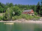 Kingfish Inn, a charming and intimate inn.  All rooms with water views.  A minute from West Sound.