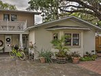 This property is close to the SunRail and Autotrain.