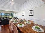Hunter Valley Accommodation - Ironbark Hill Retreat - Dining