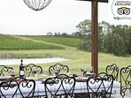 Hunter Valley Accommodation - Vico Monti - Outdoor Entertaining Area