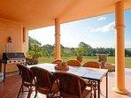 Hunter Valley Accommodation - Casa Della Vigna - 2 Bedrooms - Exterior