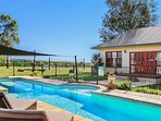 Hunter Valley Accommodation - Stonegate - Exterior