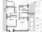 Hunter Valley Accommodation - Maranda Country Estate - Floor Plan