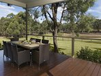 Hunter Valley Accommodation - Blue Cliff Retreat - all