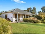 Hunter Valley Accommodation - Windsors Edge Cottage Rothbury - Exterior