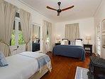 Hunter Valley Accommodation - Millfield Homestead - Millfield - Bedroom
