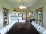 Hunter Valley Accommodation - Kinsale Cottage - Pokolbin - Dining