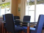 Hunter Valley Accommodation - Colette Cottage - Dining