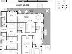 Hunter Valley Accommodation - Millfield Homestead - Floor Plan