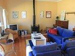 Hunter Valley Accommodation - Colette Cottage - Living Room