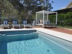 Hunter Valley Accommodation - Millfield Homestead - Swimming Pool