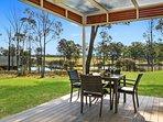 Hunter Valley Accommodation - Ironbark Villa 1 - Exterior