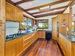 Hunter Valley Accommodation - Ballaview - Kitchen
