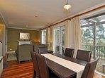 Hunter Valley Accommodation - Villa Cabernet - Pokolbin - Dining
