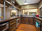 Hunter Valley Accommodation - Dalwood Country House - Dalwood - Kitchen
