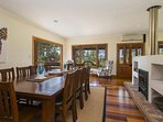 Hunter Valley Accommodation - Dalwood Country House - Dalwood - Dining