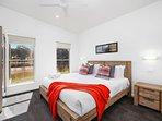 Hunter Valley Accommodation - Ironbark Villa 2 - Bedroom