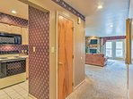 You'll have plenty of wiggle room inside a 1,120-square-foot interior.