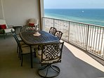 Enjoy the Gulf at this beachfront 2BR, 2.5-bath vacation rental condo.