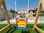 Stone cottage with a pool for rent Konavle, Dubrovnik