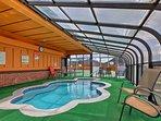 Take a swim in the Murphy Resort community pool.