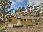 Your ideal Rocky Mountain retreat awaits in Estes Park!