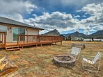 Surround yourself with scenic Rocky Mountain views at this vacation rental home!