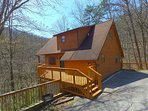Beautiful Gatlinburg cabin