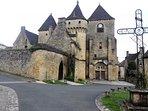 Village de saint genies