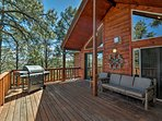 Take a trip to 'High Lonesome,' a Ruidoso vacation rental cabin!