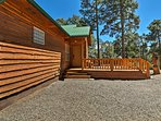You'll be just minutes from the heart of Ruidoso!