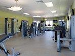 Storey Lake Resort Fitness Room