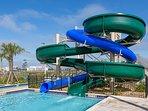 Storey Lake Resort Water Slide