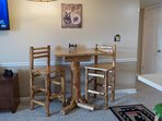 Solid Wood Pub and Game Table