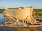 The Ark at Ark Encounter.