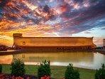 The Ark...enough said. :)