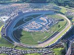 Kentucky Speedway, approximately 45 minutes away.