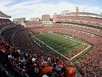 Paul Brown Stadium, Home of the Cincinnati Bengals.