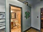 Each bedroom is complete with an en-suite bathroom.