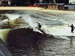 Surf Snowdonia 11km