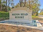 Hilton Head Resort is a lovely gated coastal community.