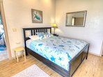 Comfortable,large bedrooms (all with queen beds)