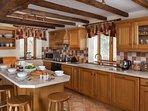 Cider House kitchen