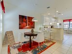 Clean, modern design is carried through the home, and bright Florida sunlight streams in, brightening your mood and...
