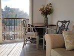 Dining area with sun terrace