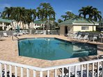 Relax & lounge or swim in community pool!