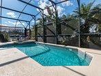 Pool, Spa, Loungers