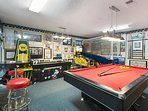 Billiards, Pop-a-Shot, Shuffle Bowling, simpsons Pinball, Wii--ALL FREE PLAY
