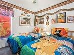 Lion King Twin Bedroom
