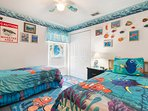 Nemo/Dory Twin Bedroom